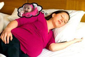 गर्भवती महिला को सपने में बच्चा देखना