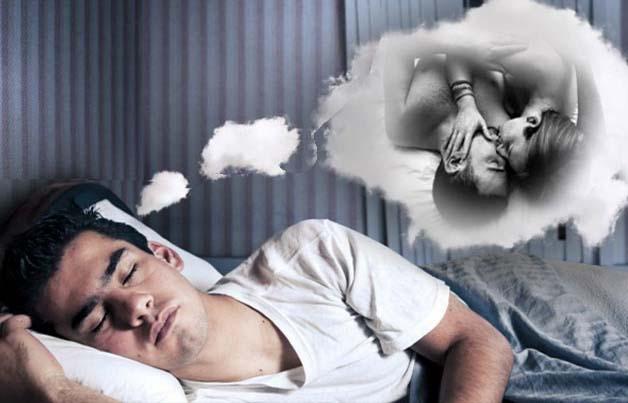 सपने में लिंग से वीर्य निकलना