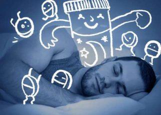 सपनों के दौरान हमारे दिमाग में क्या चलता है